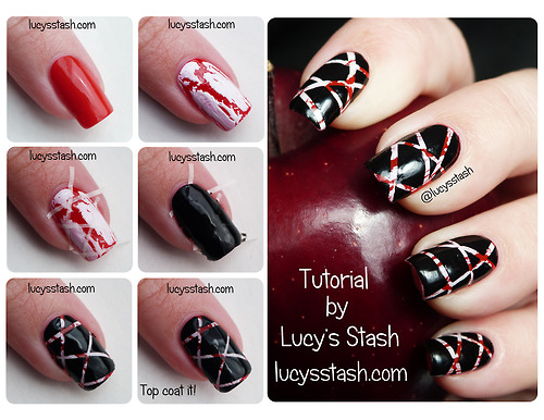 20 Tutorials for Stylish Nails (5)