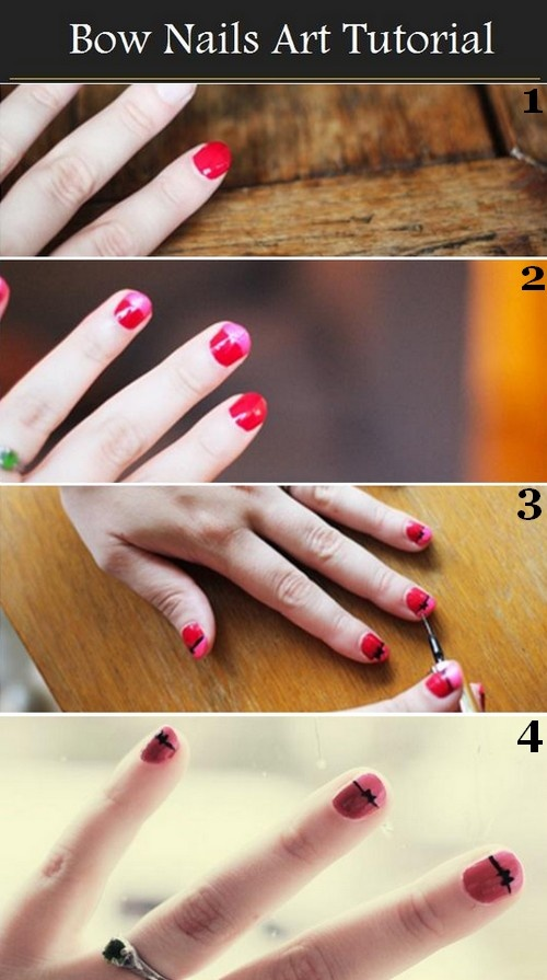 20 Tutorials for Stylish Nails (7)