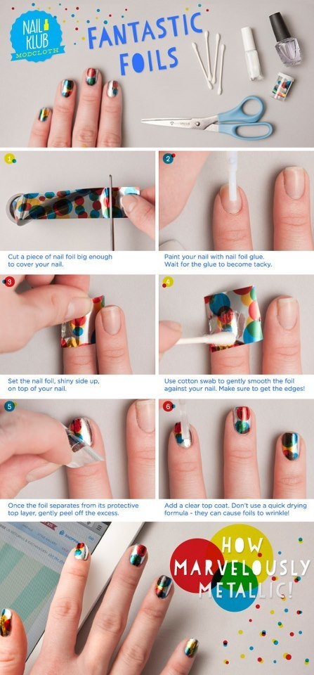 20 Tutorials for Stylish Nails (8)