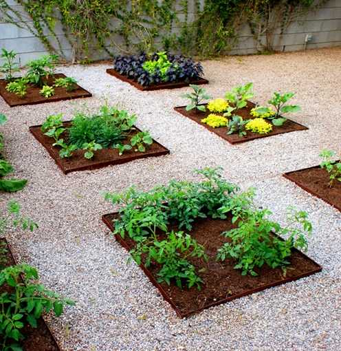 20 useful and easy diy garden projects style motivation for Easy garden design ideas