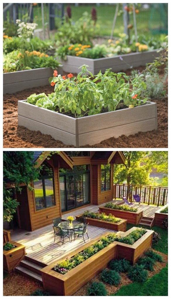 20 Useful and Easy DIY Garden Projects (18)