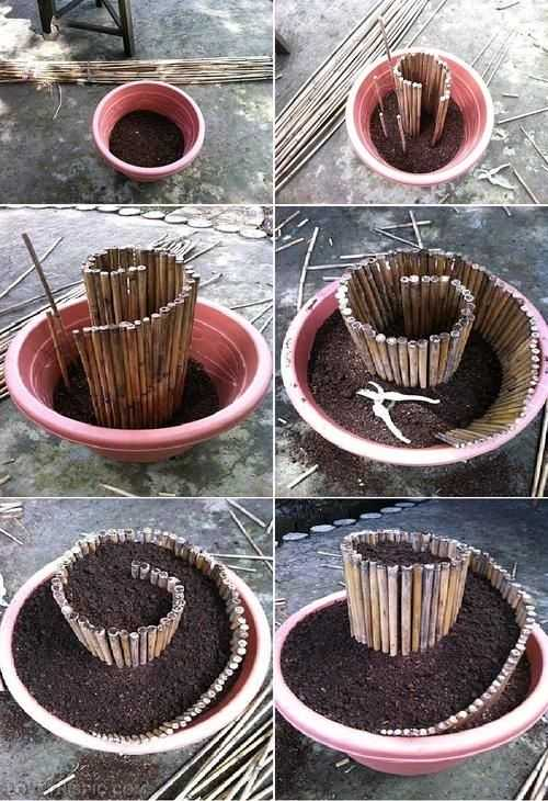 20 Useful and Easy DIY Garden Projects (2)