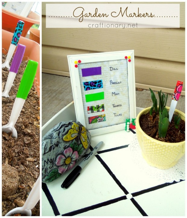20 Useful and Easy DIY Garden Projects (20)