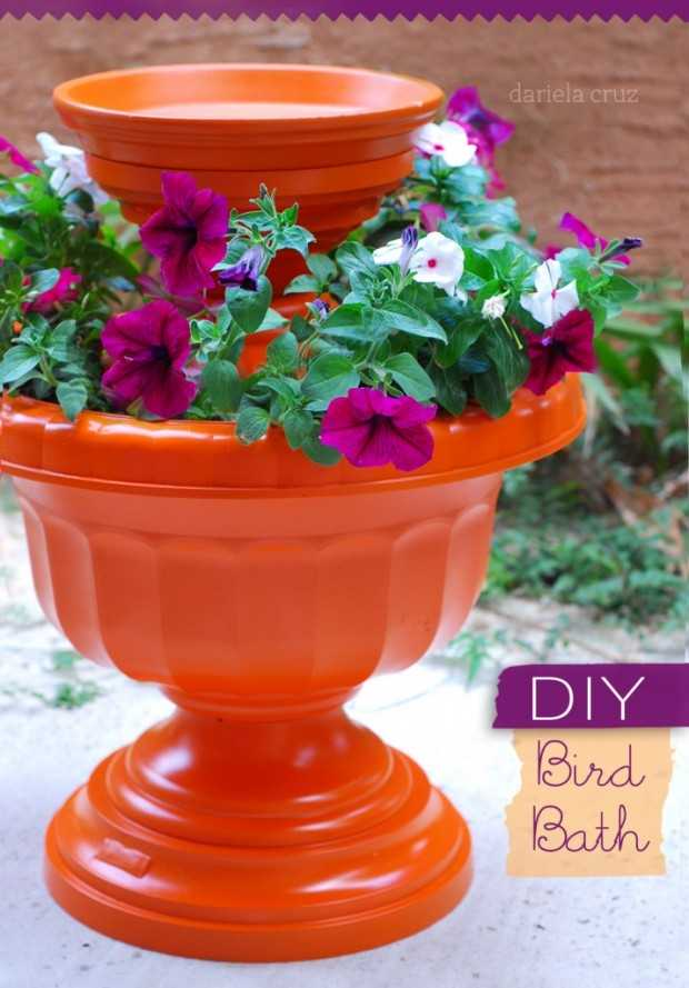 20 Useful and Easy DIY Garden Projects (8)
