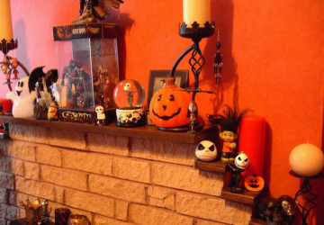 21 Amazing Halloween Home Decor Ideas - ideas, home decor, halloween