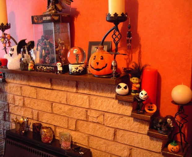 21 Amazing Halloween Home Decor Ideas (13)