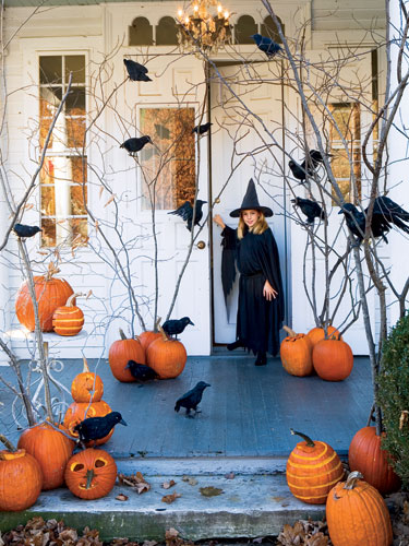 21 Amazing Halloween Home Decor Ideas (19)