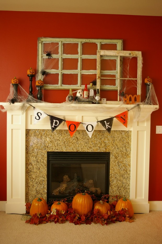 21 Amazing Halloween Home Decor Ideas