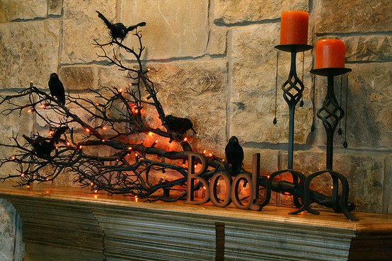 21 Amazing Halloween Home Decor Ideas (4)