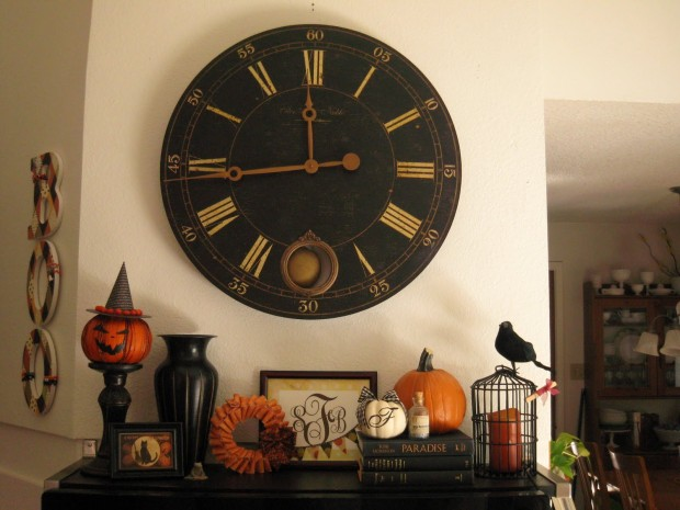 21 Amazing Halloween Home Decor Ideas (5)