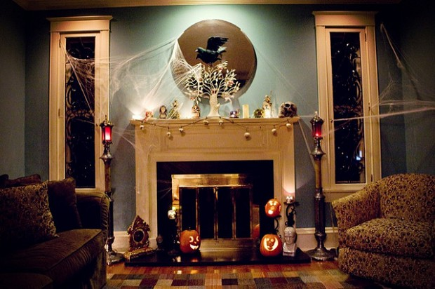 21 Amazing Halloween Home Decor Ideas (6)