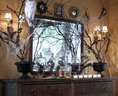 21 Amazing Halloween Home Decor Ideas Style Motivation