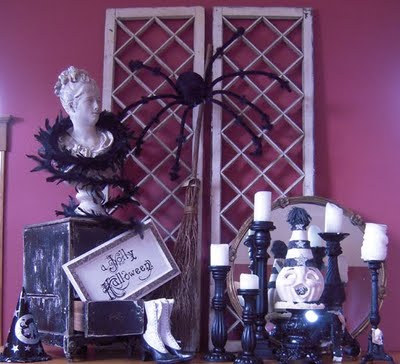 21 Amazing Halloween Home Decor Ideas (9)