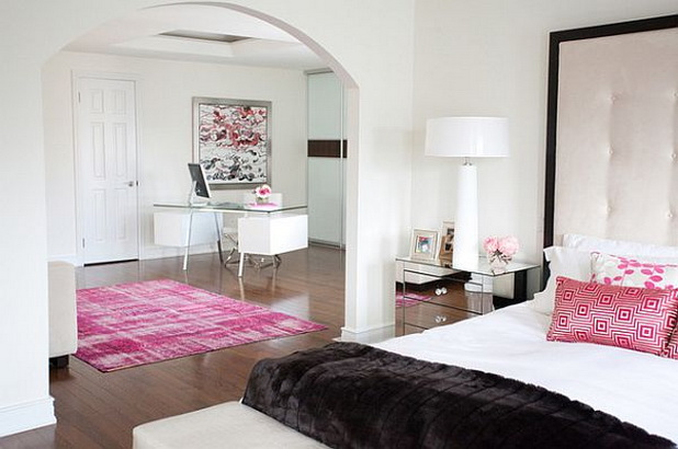 21 Amazing Pink Home Decorating Ideas (1)