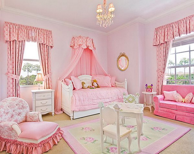 21 Amazing Pink Home Decorating Ideas