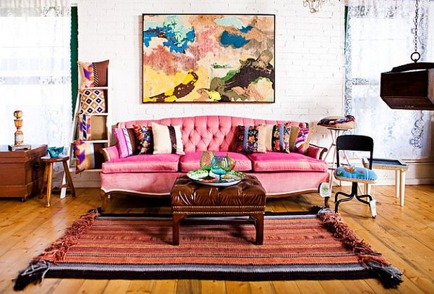 21 Amazing Pink Home Decorating Ideas (14)