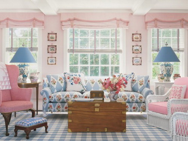 21 Amazing Pink Home Decorating Ideas (4)