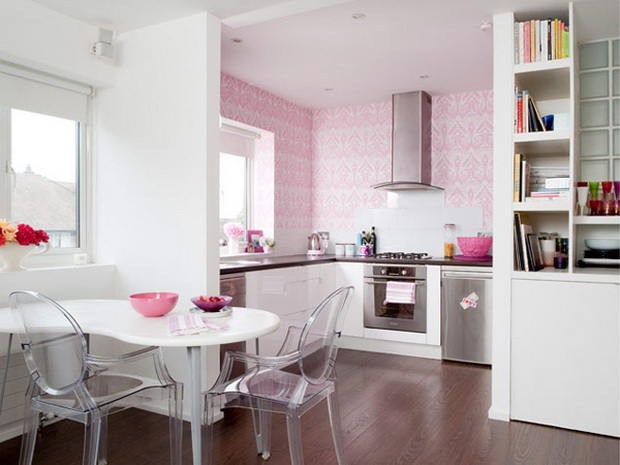 21 Amazing Pink Home Decorating Ideas (5)