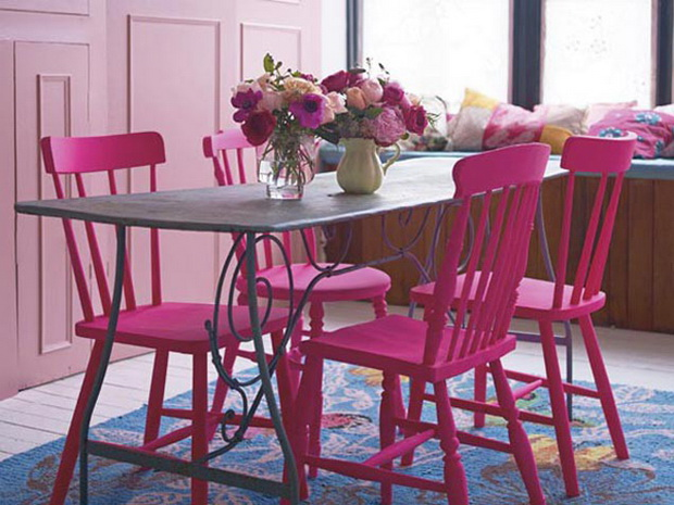 21 Amazing Pink Home Decorating Ideas (6)