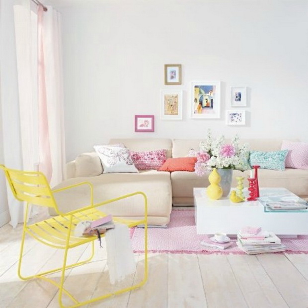 21 Amazing Pink Home Decorating Ideas (7)