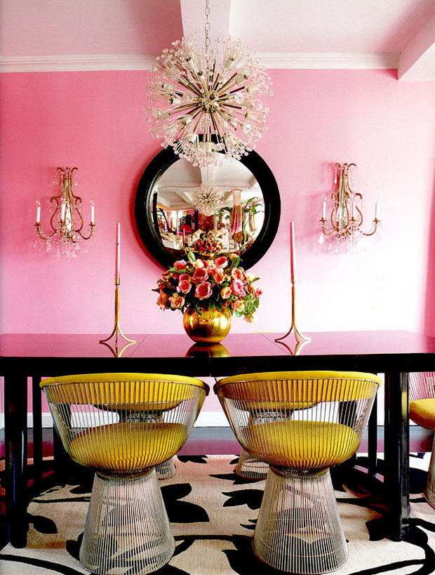 21 Amazing Pink Home Decorating Ideas (8)