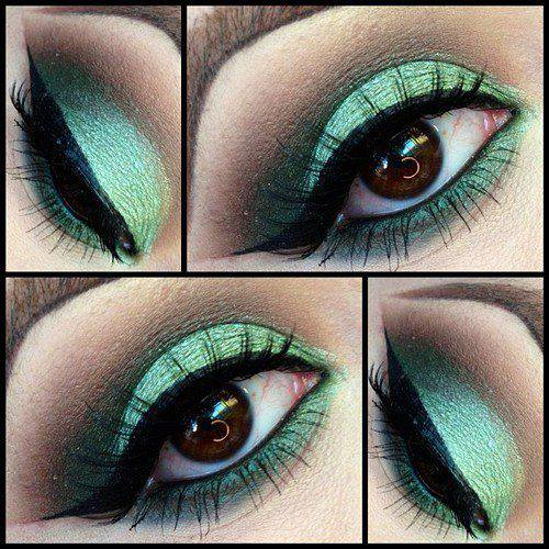 21 Glamorous Look Makeup Ideas (1)