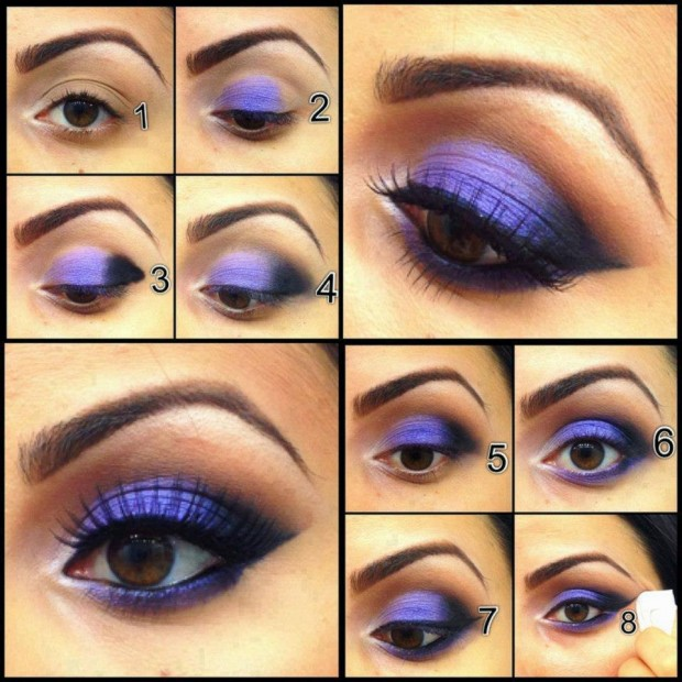 21 Glamorous Look Makeup Ideas (10)