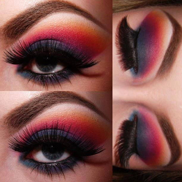 21 Glamorous Look Makeup Ideas (12)