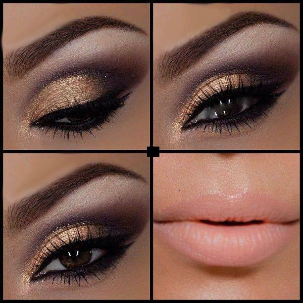 21 Glamorous Look Makeup Ideas (13)