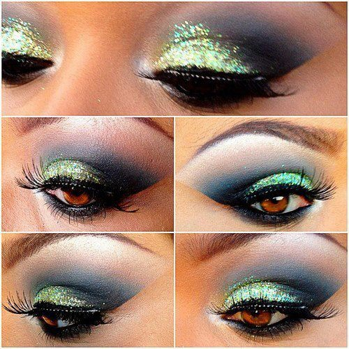 21 Glamorous Look Makeup Ideas (14)