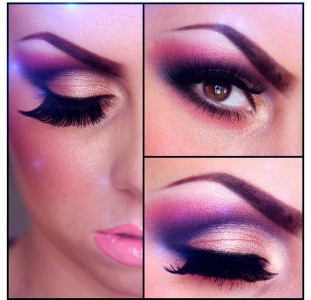 21 Glamorous Look Makeup Ideas (15)