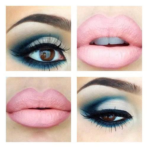 21 Glamorous Look Makeup Ideas (16)
