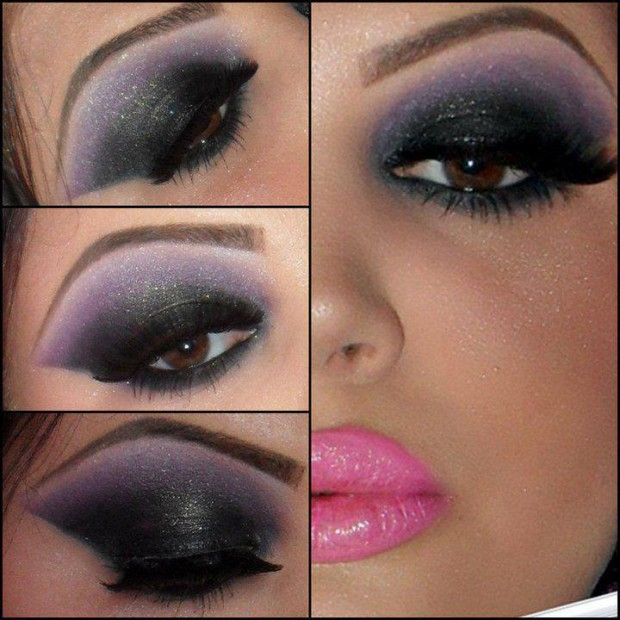 21 Glamorous Look Makeup Ideas (17)