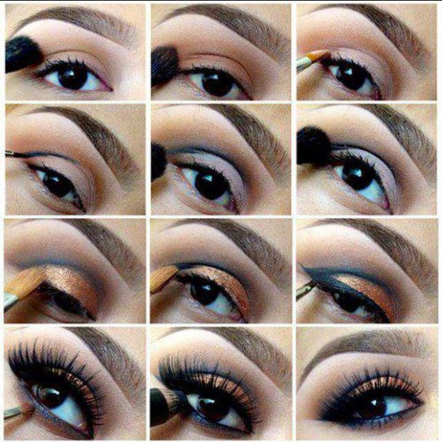 21 Glamorous Look Makeup Ideas (19)