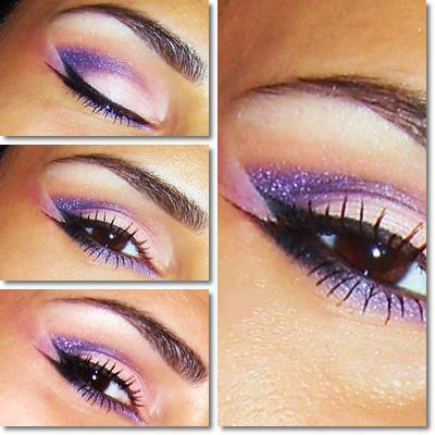 Glamorous Look Makeup Ideas