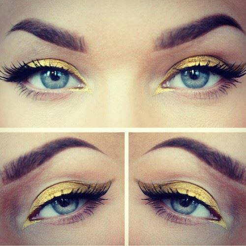 21 Glamorous Look Makeup Ideas (20)