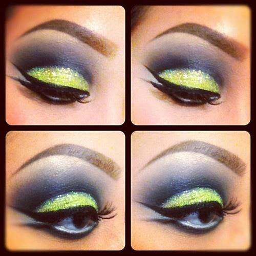 21 Glamorous Look Makeup Ideas (3)