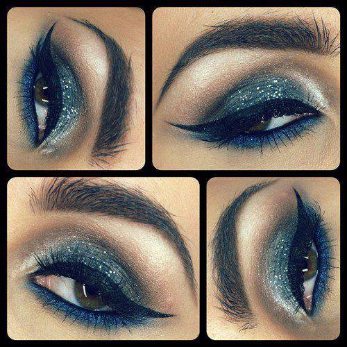 21 Glamorous Look Makeup Ideas (4)