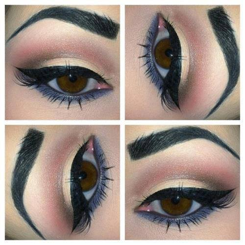 21 Glamorous Look Makeup Ideas (5)