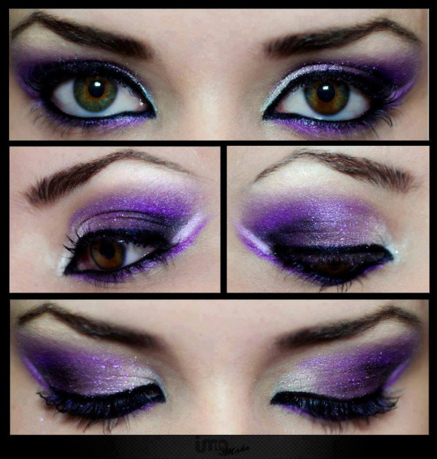 21 Glamorous Look Makeup Ideas (6)