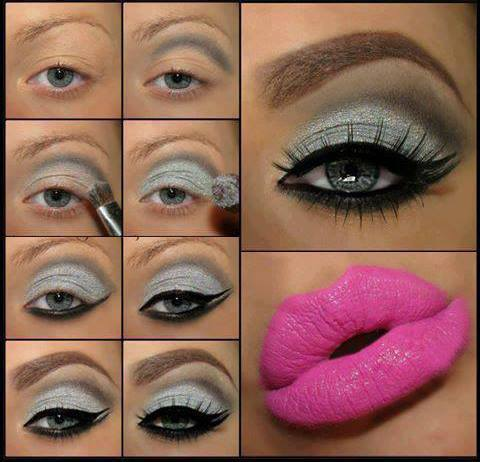 21 Glamorous Look Makeup Ideas (7)