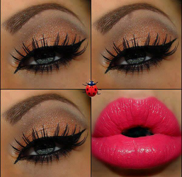 21 Glamorous Look Makeup Ideas (8)