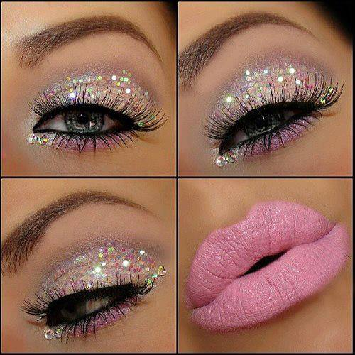 21 Glamorous Look Makeup Ideas (9)