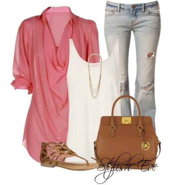 22 Amazing Jeans Outfit Ideas (11)