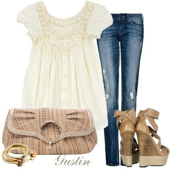 22 Amazing Jeans Outfit Ideas (18)