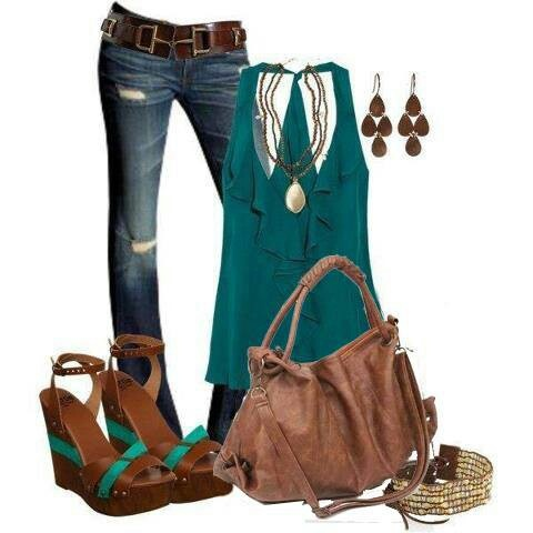 22 Amazing Jeans Outfit Ideas (19)