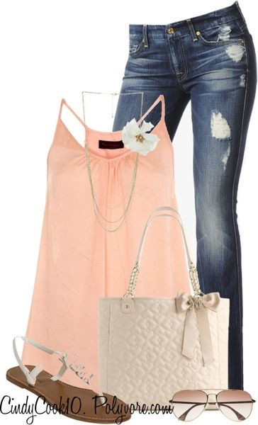 22 Amazing Jeans Outfit Ideas (20)