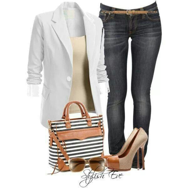 22 Amazing Jeans Outfit Ideas (22)