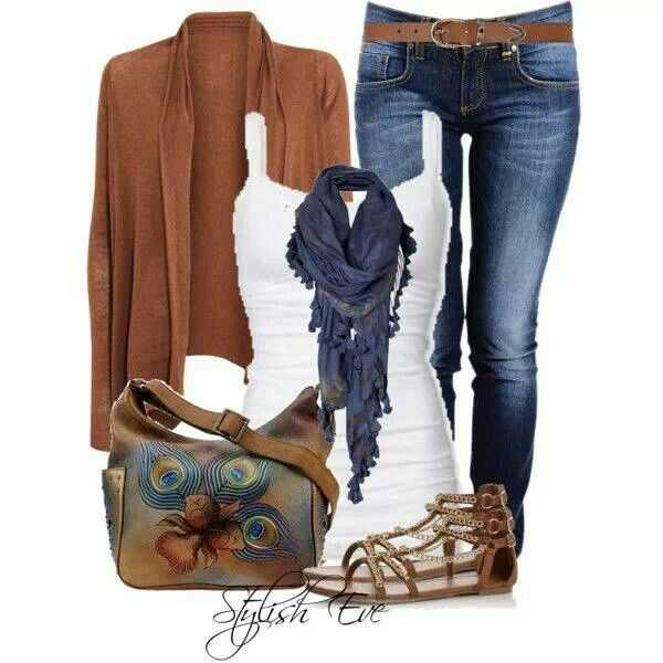 22 Amazing Jeans Outfit Ideas (3)