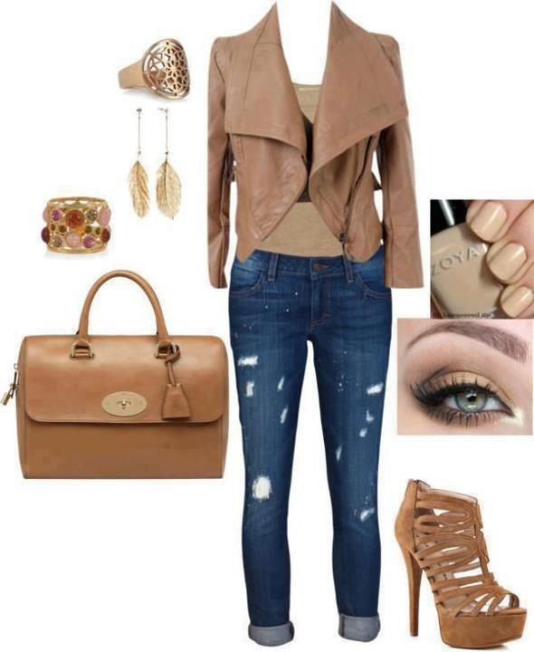 22 Amazing Jeans Outfit Ideas (8)
